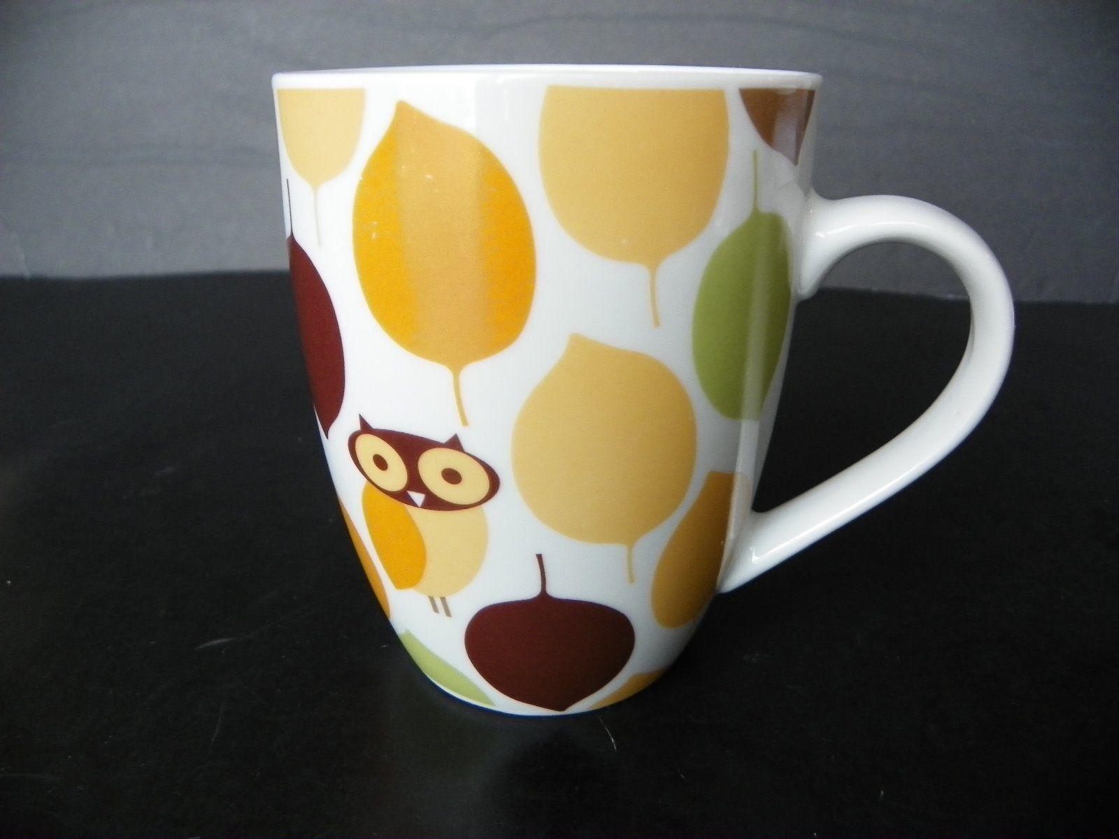 Rachael Ray Little Hoot Coffee Mug Discontinued 6 55