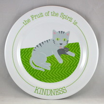 """Kindness"" Kids Plate Brand NEW The Fruit Of The Spirit BPA-Free & Non-B... - $12.66"