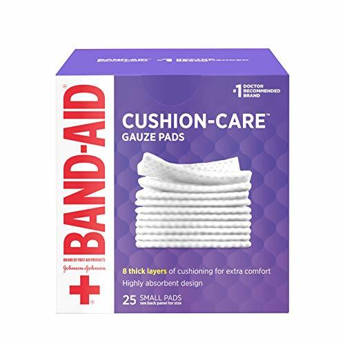 Band-Aid First Aid Gauze Pads, 2 in x 2 in, 25 ea Pack of 1 - $7.41