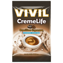 Vivil Creme Life Hard Candies: Brasilitos Espresso -1 Bag - Free Us Shipping - $8.86