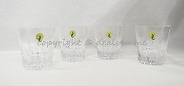 NIB! Waterford Southbridge Crystal Double Old Fashioned Glasses, Set of 4 Glasse - $169.00