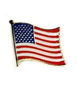 Americana Bandera Pin de Solapa 1.3cm Estados Unidos EE.UU. Sombrero - $4.87