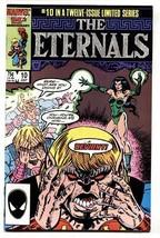 The Eternals #10-1986-Origin Of Ghaur-COMIC Book - $22.70