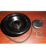 Pfaff 130 Plastic Handwheel w/Stop Knob, Washer & Drive Belt Working Con... - $12.50