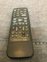 Emerson  Original TV VCR Remote Control BEG11M201A - $8.00