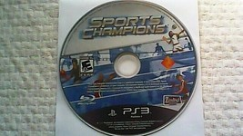 Sports Champions (Sony PlayStation 3, 2010) - $2.65