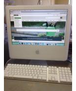 "Apple IMac G5 17"" computer - $125.00"