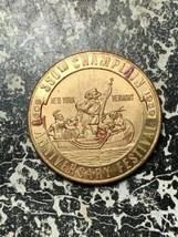 1959 U.S. New York Vermont Champlain Festival 50 Cent Token Lot#Z5472 - $6.80