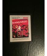 Atari VCS 2600 video game cartridge Kangaroo  - $39.60