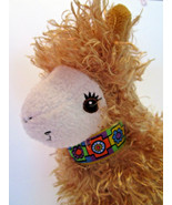 """9"""" GOLDEN LLAMA Plush Toy GIRL SCOUT Cookies 2016 2017 ABC Bakers - $7.99"""