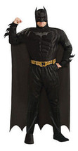 Deluxe Batman Dark Night Hero Gotham City Halloween Costume Plus Size 17865 - €51,33 EUR