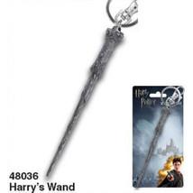 Harry Potter Harry's Wand Metal Keyring Keychain, NEW UNUSED - $9.04