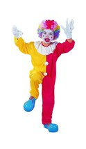 RG Costumes Circus Clown, Child Small/Size 4-6 - $16.47