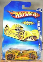 2009 Hot Wheels #091 HW Special Features 5/10 CLOAK And DAGGER Yellow Va... - $9.00