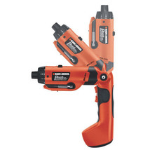 Black Decker PD600 6V PivotPlus Rechargeable Drill-Screwdriver - $49.89