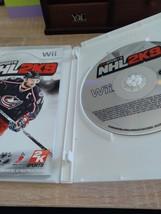 Nintendo Wii NHL 2K9 image 2