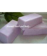 lavender soap sample, soap, soap sample, relaxing, fragrance, bath, bath and bod - $2.00