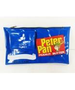 VIntage Peter Pan Peanut Butter Zipper Pencil Case w/ Lunch Money Pouch ... - $19.99