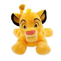 Disney Store Simba Plush The Lion King Large 20 inc New with Tags - $53.89