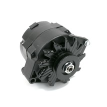 A-Team Performance GM 10SI Style 110 Amp Alternator, Black