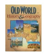 Old World History & Geography in Christian Perspective Third Edition [Pa... - $22.00