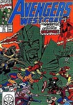 Avengers West Coast, Edition# 61 [Comic] [Jan 01, 1985] Marvel - $3.91