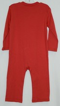 Blanks Boutique Boys Long Sleeved Romper Size 18 Months Color Red image 2