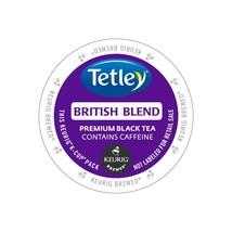 Tetley British Blend Tea, 24 Kcups, Free Shipping - $19.99