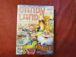 Hasbro Candy Land The Classic game of Sweet Adventures Ages 3+ Made In USA - $21.93