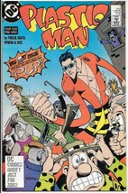 Plastic Man Mini-Series Comic Book #1 DC 1989 NEAR MINT NEW UNREAD - $3.99