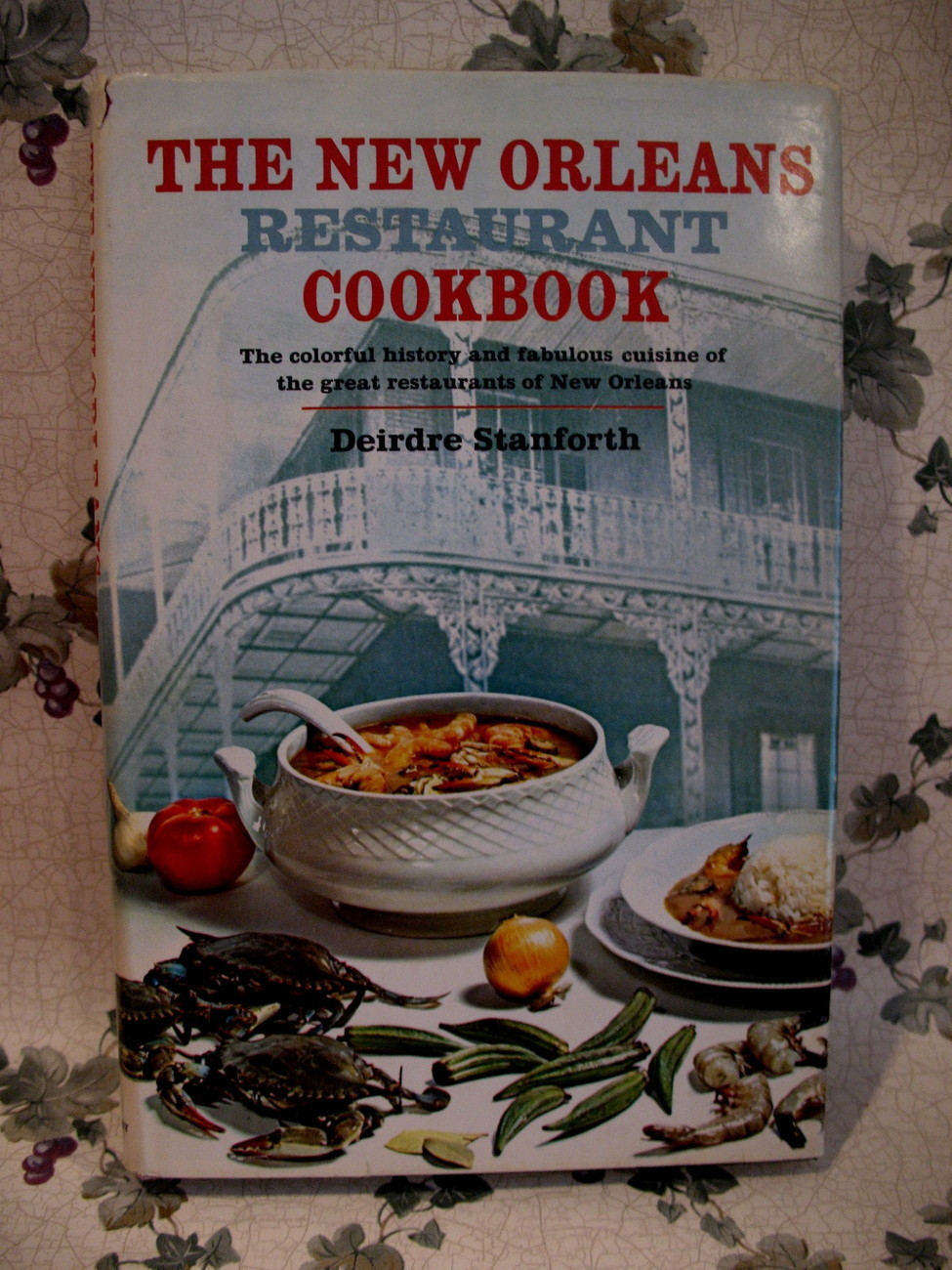 Primary image for Vintage New Orleans Restaurant Creole Cuisine Cookbook Recipes Collector
