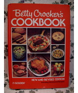 Betty Crockers Cookbook New Revised Edition Microwave Vintage Collector  - $24.95