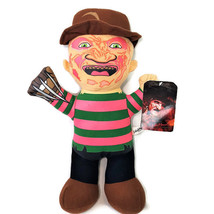 Freddy Krueger Nightmare on Elm Street 14 in. Plush with Tag by Toy Factory - $14.88