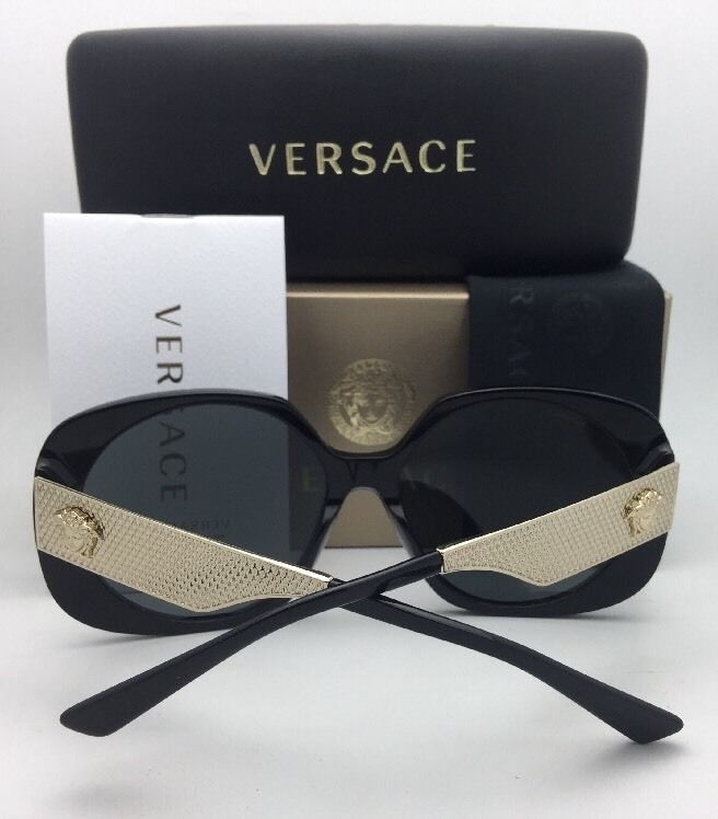 bdf0cd7876552 New VERSACE Sunglasses VE 4331 988 13 57-16 and 50 similar items