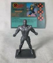 X-Men Under Siege Board Game Replacement Part HAVOK w Stat Card Pressman 1994 - £5.69 GBP