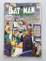 Batman (1940) #125 Low Grade Cover Detatched - $39.60
