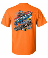 PDRA 2020 Mid-Atlanta Show Down at VA Motorsports on a large orange tee ... - $26.00