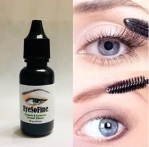 1 EyeSoFine Eyelash Eyebrow Growth Serum Thicker Longer Grow Lashes Brow... - $9.46