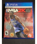 NBA 2K15 - PlayStation 4 VideoGames Complete Preowned  - $2.80