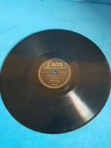 Record 78 rpm Decca - Jimmy Dorsey - My Ideal - Besame Mucho 18574 vintage* - $14.01