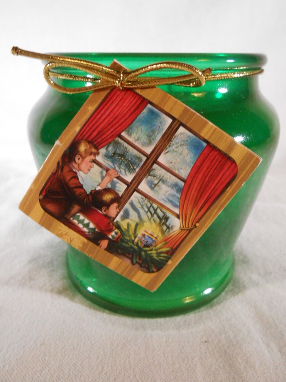 Snow Place Like Home SCENTED CANDLE Christmas Pine Scent Mia Bella's Candles