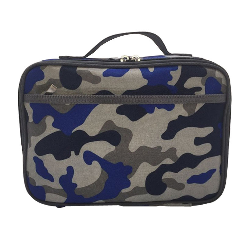 Lunch Box Series Pattern Theme Camouflage Flow Pattern Lunch Bag