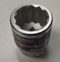 """Kobalt 23876 3/4"""" Drive 1-5/16"""" SAE 12pt Socket USA - $8.91"""