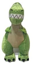 "Disney Store Toy Story T Rex Dinosaur 8"" Plush Stuffed Toy Green Doll Toy - $8.64"