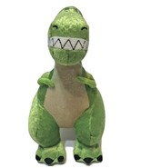 "Disney Store Toy Story T Rex Dinosaur 8"" Plush Stuffed Toy Green Doll Toy - $8.64"
