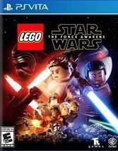 LEGO STAR WARS:FORCE AWAKENS  - PS Vita - (Brand New) - $24.25