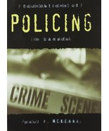 Foundations of Policing in Canada [Paperback] McKenna, Paul F. - $55.99