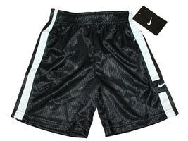 NEW Nike Toddler Boys  Athletic  Franchise Durasheen Black Shorts Size 4T - $13.69