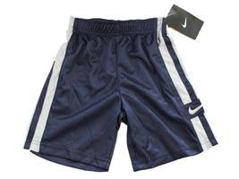 NEW Nike Toddler Boys  Athletic  Franchise Durasheen Cowboy Blue Shorts ... - $13.69