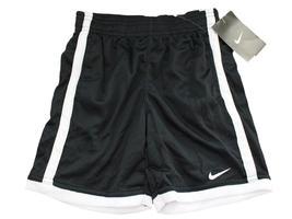 NEW Nike Toddler Boys  Athletic Mesh Black Shorts Size 4T - $13.69